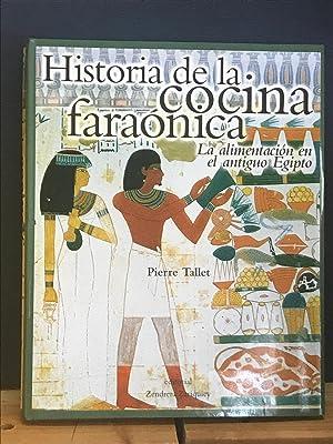 HISTORIA DE LA COCINA FARAONICA :La alimentación: Pierre Tallet
