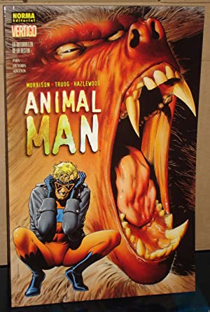 ANIMAL MAN, La naturaleza de la bestia