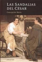 LAS SANDALIAS DEL CESAR,: Concepcion Martin