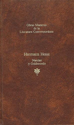 NARCISO Y GOLDMUNDO,: Hermann Hesse