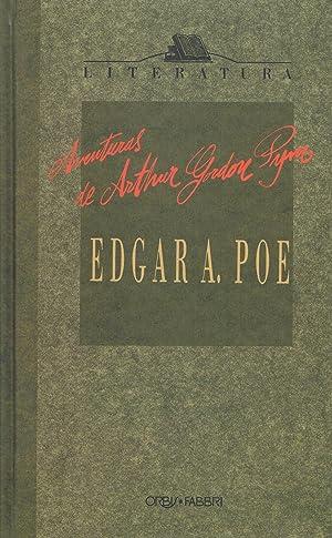 AVENTURAS DE ARTHUR GORDON PYM : Edgar Allan Poe