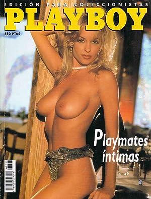 PLAYBOY nº 25 (edición para coleccionistas), Playmates íntimas: s/d
