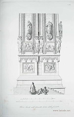 Le dôme de Milan représenté en soixante-dix: VALLARDI