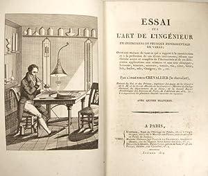 Essai sur l'art de l'ingénieur en instruments: CHEVALLIER, Jean