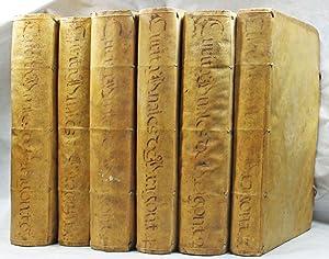 Anales de la Corona de Aragon. Compuestos por Geronimo Curita, chronica de dicho Reyno: ZURITA, ...
