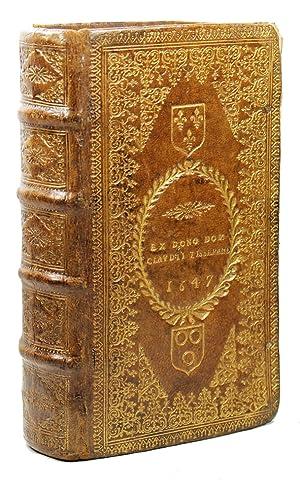 Historiarum Indicarum libri XVI. Omnia ab auctore: MAFFEI, Giovanni Pietro