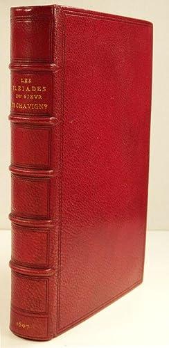Les Pléiades du Sieur de Chavigny, Beaunois,: CHAVIGNY, Jean Aimé