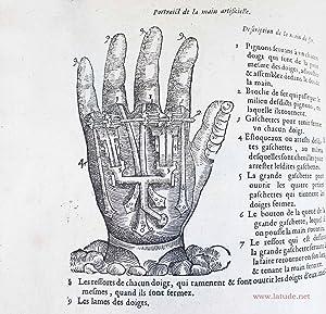 Les oeuvres. Huitième édition. Revues & corrigées: PARE, Ambroise