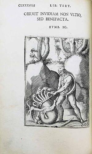 Symbolicarum quaestionum de universo genere, quas serio: BOCCHI, Achille