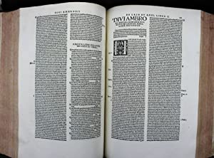 Omnia opera, per eruditos viros ex accurata: AMBROSIUS, (Saint Ambroise),