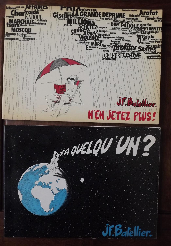 Y\'A QUELQU\'UN ? et N EN JETEZ PLUS! par BATELLIER JF.: BATELLIER ...