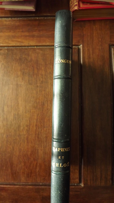 Daphnis et Chloé LONGUS Fine Hardcover Ouvrage orné de nombreuses Eaux-Fortes Originales de Marianne Clouzot - Traduction de messire Jacques Amyot - Revue, corrigée, complétée, de nouveau r