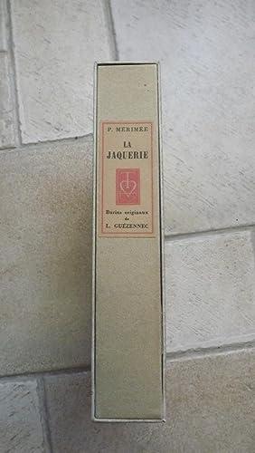 La Jaquerie: Prosper Merimee