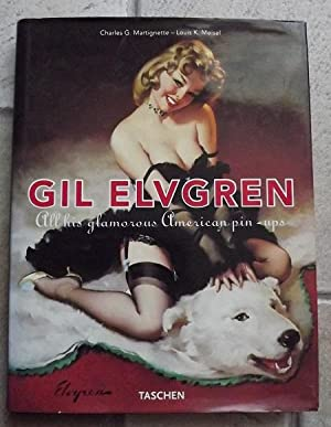 GIL ELVGREN. All his glamorous American pin-ups