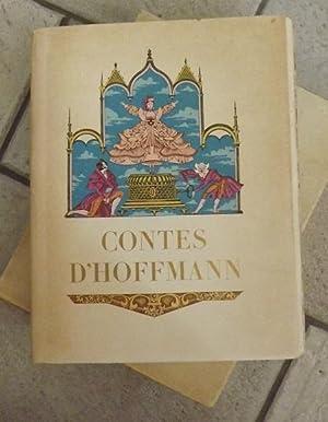 CONTES D'HOFFMANN: HOFFMANN