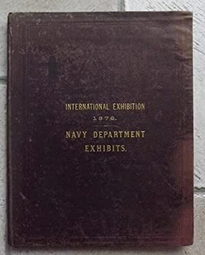 INTERNATIONAL EXHIBITION.NAVY DEPARTMENT EXHIBITS