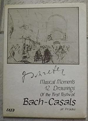 musical moments 12 drawings of the first: ZYGMUND SCHRETER