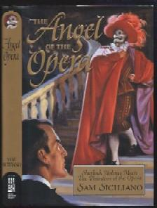 Angel of the Opera, The : Sherlock Holmes Meets The Phantom of the Opera