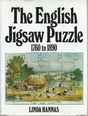 The English Jigsaw Puzzle, 1760-1890: with a descriptive check-list of puzzles in the museums of ...