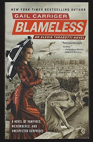 Blameless; The Parasol Protectorate: Book the Third