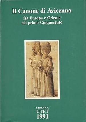 Il canone di Avicenna fra Europa e: Alpago Andrea