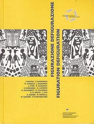 Figurazione Defigurazione/Figuration Defiguration. F. Bacon, P. Campanini,: Ragaglia Letizia (Kurator/A