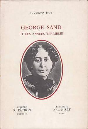 George Sand et les annàs terribles: Poli Annarosa