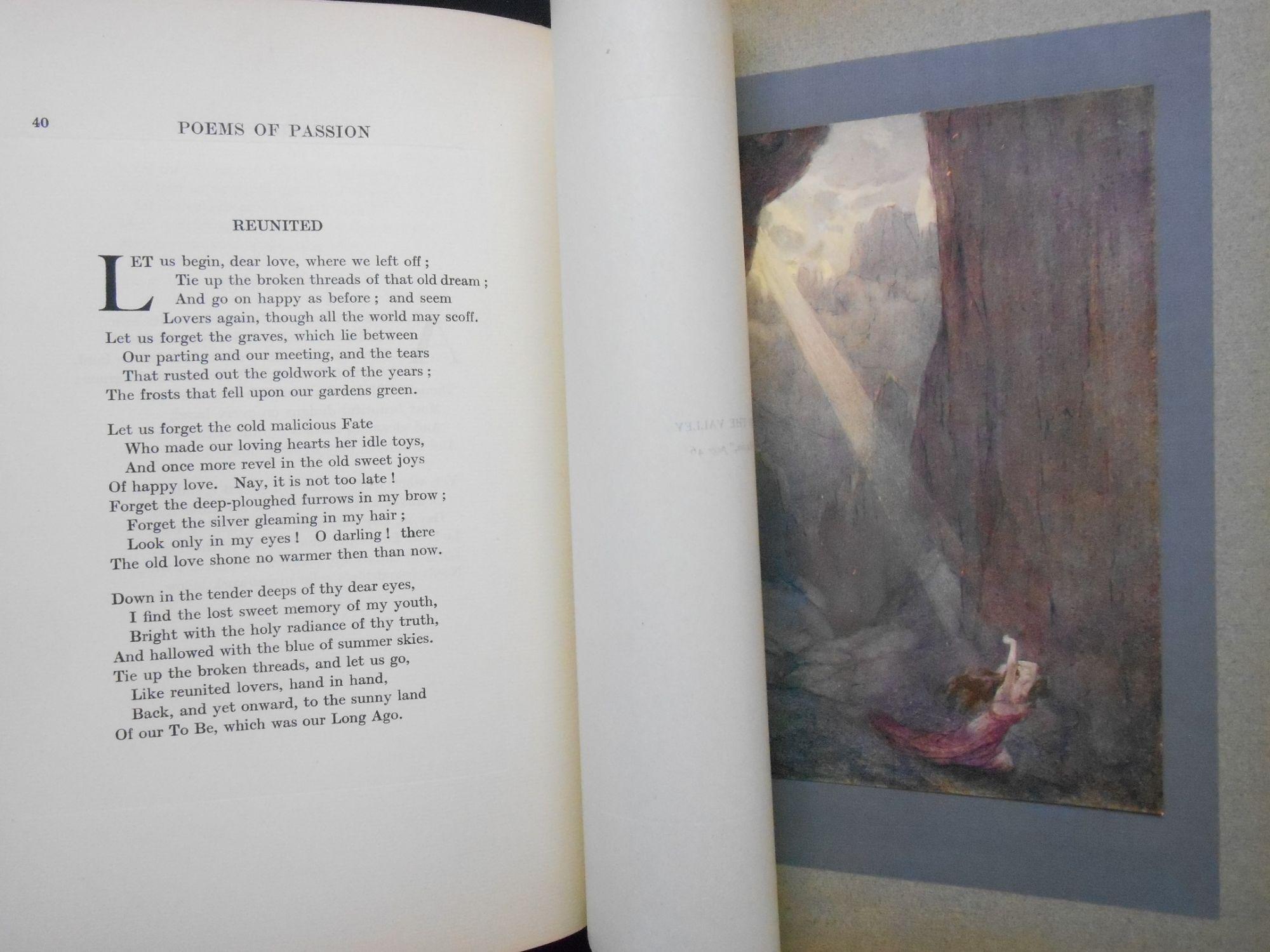 Poems Of Passion And Pleasure De Wilcox Ella Wheeler