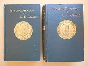 Personal Memoirs of U.S. Grant, Volumes I: Grant, Ulysses S.