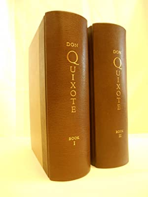 Don Quixote (Volumes I and II)