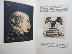 Selected Poems of Thomas Hardy, The Riccardi Press Books