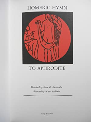 Homeric Hymn to Aphrodite