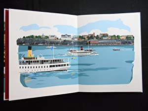 Stockholm Reflections (No. 13 of 95 copies): Leslie Gerry (Artist);