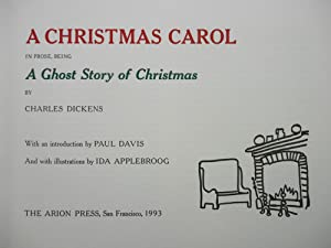 A Christmas Carol [with Prospectus]