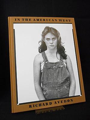 Richard Avedon Photographs, In the American West,: Wilson, Laura; Avedon,