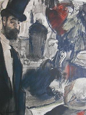La Famille Cardinal [DESIGN BINDING - Gruel]: Halevy, Ludovic; Degas,