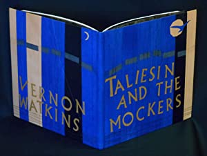 Taliesin and the Mockers [DESIGN BINDING - Paul Delrue]