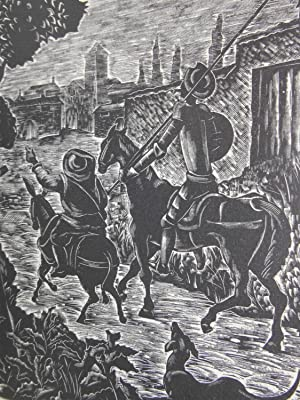 Don Quixote of La Mancha (Two Volumes)