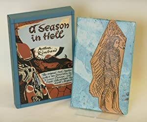 A Season in Hell, Une Saison en Enfer [DESIGN BINDING - Paul Delrue]