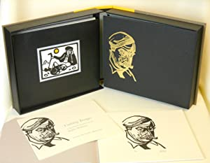 Cutting Images, A Selection of Linocuts by Kyffin Williams (special edition, with prospectus)