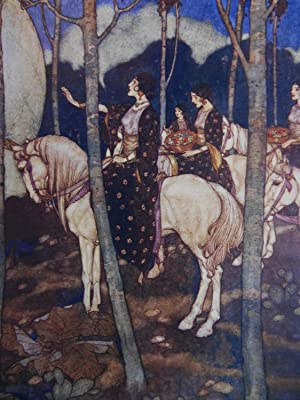 Stories from the Arabian Nights; Retold by Laurence Housman