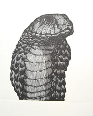 The Cardinal Sins: A Bestiary; Seven Ottava Rimas by Paul Smyth, Seven Wood Engravings by Barry M...