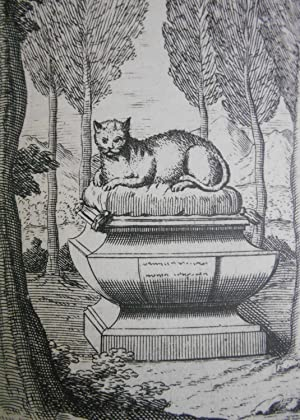 Moncrif's Cats; Les Chats de Francois Augustin: Moncrif, Francois-Augustin Paradis