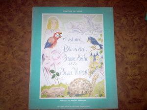 Histoire de Blondine, Bonne-Biche et de Beau-Minon: Comtesse de Ségur