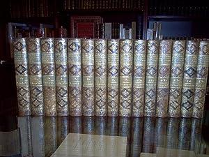 Dictionnaire raisonné universel d'Histoire Naturelle. 15 vols.: VALMONT-BOMARE