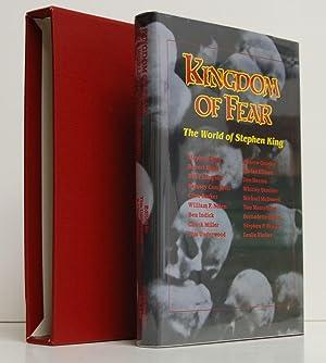 Kingdom of Fear; The World of Stephen: Underwood, Tim (editor)