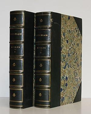 Der Islam im Morgen= und Abendland, two volumes: Müller, August