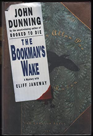 The Bookman's Wake; A Mystery with Cliff Janeway