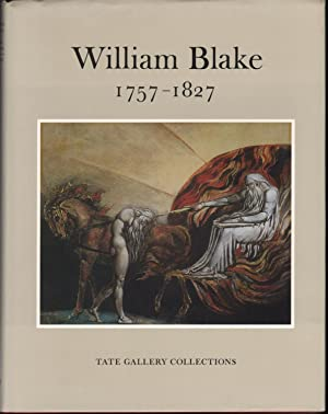 Tate Gallery Collections: Volume 5; William Blake: Butlin, Martin