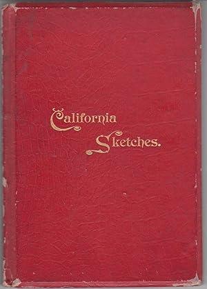 California Sketches.: Chard, Thomas S.